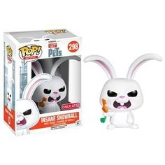 The Secret Life of Pets Collectibles | Pop Price Guide