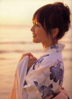 Anzu Sayuri / 杏さゆり #yukata