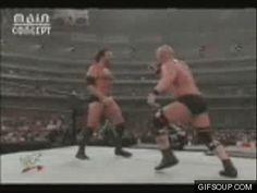 WWE Hall of Famer Stone Cold Steve Austin - Stone Cold Stunner