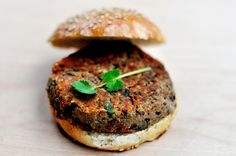 "Lentil and Celery Root ""Burger""?"