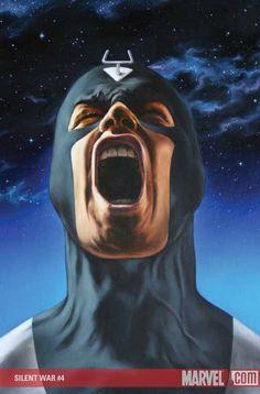Black Bolt by John Watson
