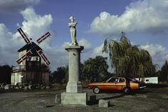 Harry Gruyaert BELGIUM. Town of Waterloo. 1981.