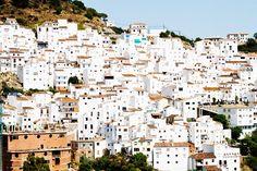 Pueblos blancos, Andalusia