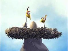 "VIDEO PIXAR ""MAL AGRADECIDO"" Bad Eggs Short Animation"