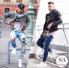 Team Style Above present to you our design of the page : @hoodsfashion Which outfit is your favorite? 1 or 2?  Tag your fashion partner in crime    Brand by : Adidas x HM x Zara x Pigalle x Bodaskins Picture by  : Hoods Fashion  Tag  #StyleAbove or Karen Darling.above to get featured. Check out Karen Darling.above for the latest (High-End) Fashion and Lifestyle !  For daily fashion posts: @rbnmrz Nicholas Seymore.case @lukasscepanik7 @blvckxkev @sven_s86 @__felicee__ S.plattner Arya Shirazi  #fashion #outfit #d...