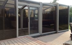 Patio Enclosures, Bays, Pool Cleaning, In Ground Pools, Pool Designs, Sliding Doors, Outdoor Activities, Swimming Pools, Electric