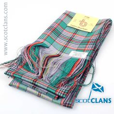Craig Tartan Sash. Free Worldwide Shipping Available