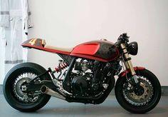 @caferacergram by CAFE RACER #caferacergram # 'GIGIKI' Yamaha XJR by George…