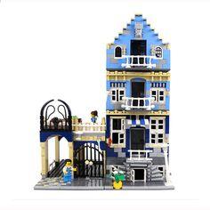 Expressive Kazi Technic Police Station Building Blocks Set Compatible Legoingly Technology Plane Creator City Series Bricks Toys For Kids Novel Design; In