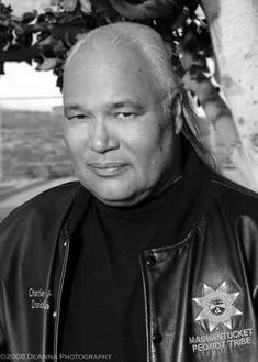 A redneck told me to go back where I came from, so I put up a teepee in his back yard. — Charlie Hill, Oneida-Mohawk-Cree stand-up comedian and actor