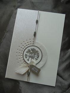 "Jenny's paper world: ~ card ""1000 Thanks"" ~"