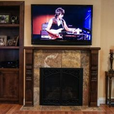 Denver Fireplace Remodel - By Da Vinci Remodeling | Our Cabinetry ...