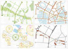 BANDADA! studio: Ordenación urbana y Parque Central de Alicante
