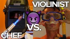 Chef vs. The Showering Violinist: A Modern-Day War of Class & Classical ...