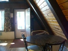 a frame interior | Piney Point Resort