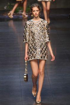 Dolce & Gabbana - Verão 2014 #MFW