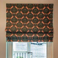 Blackout Shades, Flat Classic Fabric Roman Blinds, You provide the fabric of your choice. Blackout Roman Shades, Balloon Curtains, Relaxed Roman Shade, Custom Roman Shades, Window Casing, Custom Windows, Custom Curtains, Roman Blinds, Fabric Decor