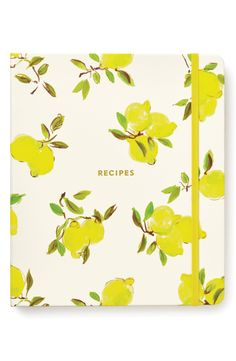 kate spade recipe book