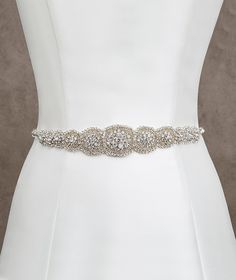 Pronovias Belts 2016  www.pronovias.com/bridal-accessories/belt-cint-462