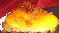 Tarta Volcada de Piña
