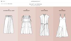 トレンド :  Carlinグループが、SS17に向けたスカート・ドレスのトレンドを紹介。 (#593149)