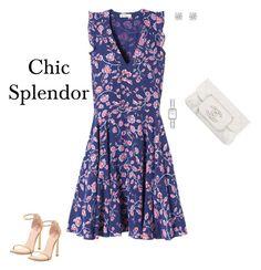 """Chic splendor"" by chic-splendor on Polyvore featuring Rebecca Taylor, Stuart Weitzman, Chanel and Betteridge"