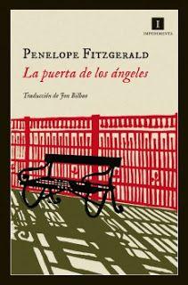 Un libro al día: Penelope Fitzgerald: La puerta de los ángeles