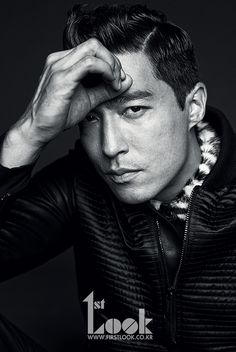 DANIEL HENNEY COVERS FIRST LOOK'S VOL. 52