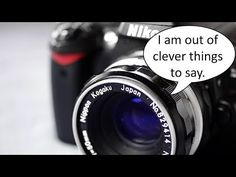 Introduction to the Nikon D40, Video 12 of 12 (Viewfinder) - YouTube