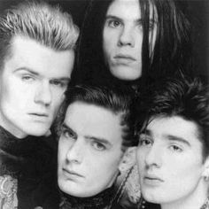 The Cult (Look how young !!!)