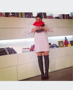 Get the 'ladylike' Get The Look, Knee Boots, Shoes, Fashion, Moda, Zapatos, Shoes Outlet, Fashion Styles, Knee Boot