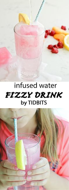 Fizzy Drink: Make in
