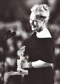 Meryl Streep * Golden Globes