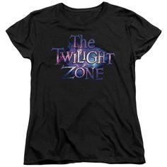 Twilight Zone/Twilight Galaxy Short Sleeve Women's Tee
