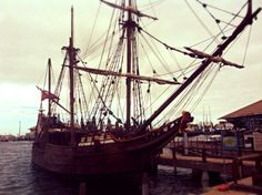 Duyfken Pirate Ship Fremantle