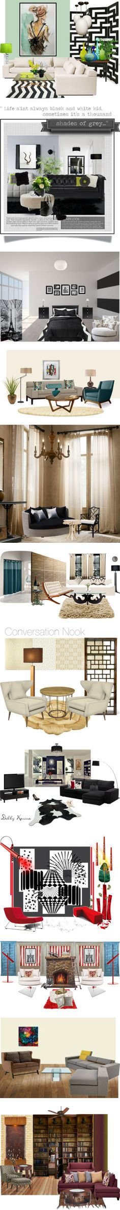 """Top Interior Design Sets for Jan 6th, 2013"" by polyvore ❤ liked on Polyvore"