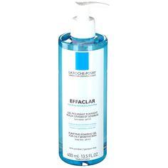 La Roche Posay Effaclar Gel Moussant Purifiant Gel Καθαρισμού Για Λιπαρό Ευαίσθητο Δέρμα 400ml. Μάθετε περισσότερα ΕΔΩ: https://www.pharm24.gr/index.php?main_page=product_info&products_id=3960
