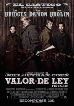 2010 - Valor de ley - True grit - tt1403865