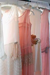 Historical fashion inspiration | www.myLusciousLife.com - Pretty vintage 1920s dresses from Dear Golden Vintage
