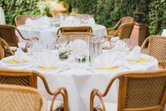 Eine romantische Hochzeit in einem Gewächshaus   Friedatheres Fotos: Kate Breuer