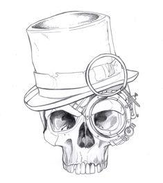 steampunk drawings - Pesquisa Google