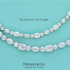 Stars, sparkles... Tiffany & Co.