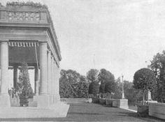Terrace, Harbor Hill, Roslyn, New York