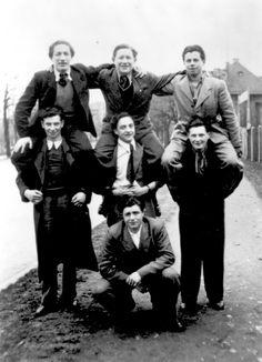 Reunion of survivors, Dachau concentration camp   Densho Digital Repository