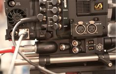 Element Technica Sony F5 and F55 Studio Power Riser.