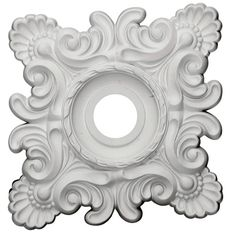 Crawley Ceiling Medallion Ekena Millwork Unfinished Ceiling Medallions Home Decor
