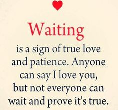 Quotes Discover true love 28 Cute Love Quotes Sayings Straight From the Heart 2 Love Quotes For Her Quotes To Live By Me Quotes Love Waiting Quotes Worth The Wait Quotes Quotes From The Heart Quote On Love True Love Waits Quotes Prove It Quotes Love Quotes For Her, Quotes To Live By, Me Quotes, Worth The Wait Quotes, Waiting For Love Quotes, Quotes From The Heart, Quote On Love, True Love Waits Quotes, Prove It Quotes