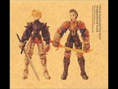 Final Fantasy Tactics Music - Hero's Theme  I absolutely love this one. Also gives me inspiration to draw
