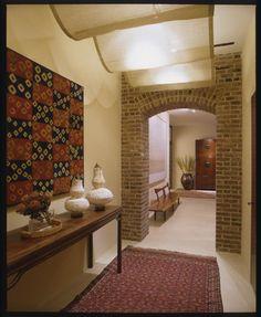 Interior Doorway Brick Design Ideas, Pictures, Remodel, and Decor - page 4