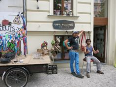 Thumbs Up for #upcycling! #design #Berlin